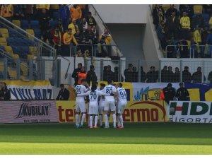 Süper Lig: MKE Ankaragücü: 0 - Kasımpaşa: 1 (İlk yarı)