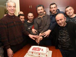 Çorum Hakimiyet Gazetesi 30. yılını okuyucularıyla kutladı