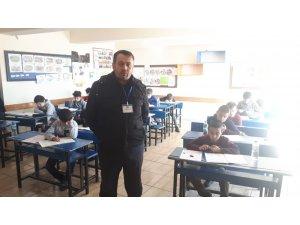 Hakkari'de siyer sınavı düzenlendi