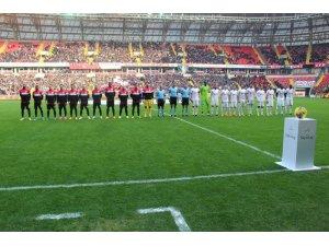 Süper Lig: Gaziantep FK: 1 - Sivasspor: 0 (Maç devam ediyor)