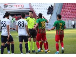 Amed Sportif Faaliyetler Hekimoğlu Trabzon'a sahasında yenildi
