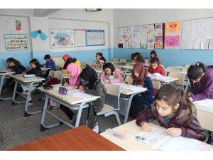 Şırnak'ta siyer sınavı yapıldı