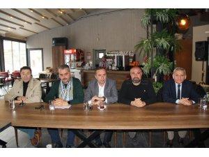 Ahlatcı'dan havaalanı ve demiryolu açıklaması