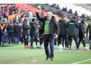 Süper Lig: Gaziantep FK: 3 - DG Sivasspor: 1 (İlk yarı)