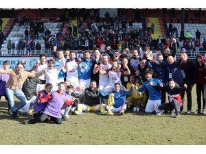 TFF 2. Lig Kırmızı Grup: GMG Kastamonuspor: 2 - Niğde Anadolu Futbol Kulübü: 1