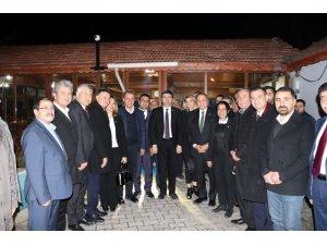 CHP heyetinden Yıldırım'a ziyaret