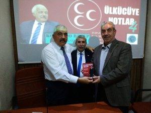 Türk Ocağı, Recep Alyamaç'ı konuk etti