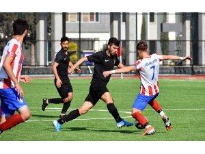 Aliağaspor FK'dan farklı galibiyet