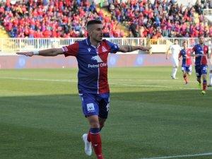 TFF 1. Lig: Altınordu: 2 - Akhisarspor: 0
