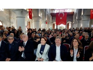 "Akşener: ""Çözüm Anadolu tohumunda"""