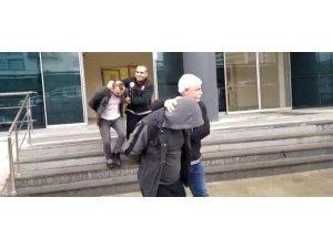 Sevgili süsü ile gasba 5 tutuklama