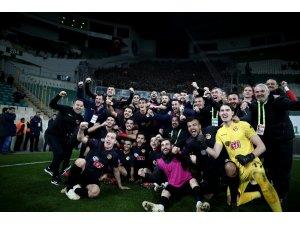 TFF 1. Lig: Bursaspor: 0 - Eskişehirspor: 1