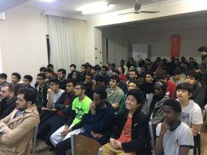 Manisa, yabancı öğrencileri misafir etti