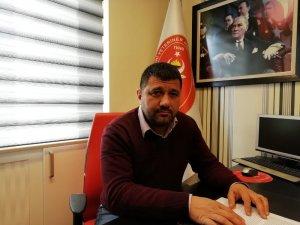 """Kayseri Veteriner Hekimleri Odası Başkanı Akgün Ergül: """"Olumsuz ve kuru hava şartları hayvanlardaki hastalıkları arttırıyor"""""""