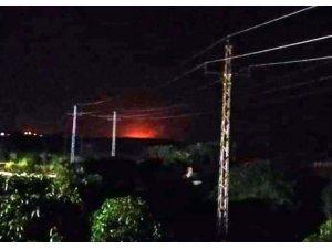 Mısır ile İsrail arasındaki doğal gaz boru hattına saldırı