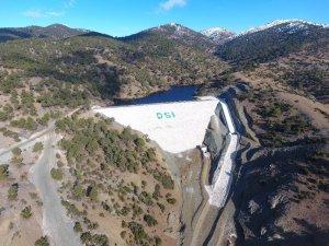 Burdur'da 26 adet sulama tesisi, 14 baraj ve 1 gölet tamamlandı
