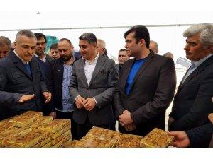 AK Partili Mustafa Savaş'tan Ör-Koop'ta incelemelerde bulundu