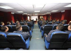 KO-MEK'ten Jandarma'ya Etkili İletişim eğitimi