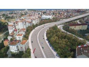 Türkiye'nin en maliyetli şehir içi yollarından biri olan Kanuni Bulvarı bittiğinde böyle olacak
