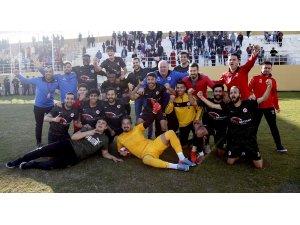 Kırkgöz Döşemealtı Belediye Spor, Süper Amatör Lige yükseldi
