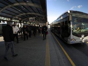 İstanbul'da toplu taşıma ücretlerine yüzde 35 zam