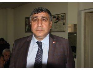 CHP İl Başkanlığı'na Perker seçildi