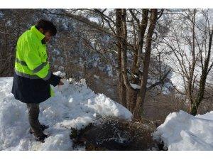 Şiddetli soğuk su hatlarına zarar veriyor