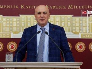 İYİ Parti Balıkesir Milletvekili İsmail Ok, partisinden istifa ettiğini açıkladı.