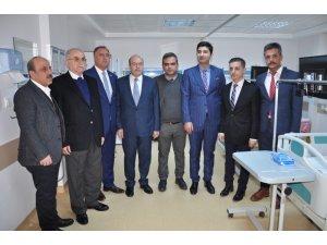 Çınar'da diyaliz merkezi açıldı