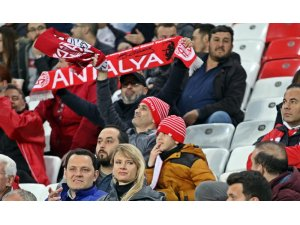 Süper Lig: Antalyaspor: 0 - Kasımpaşa: 0 (İlk yarı)
