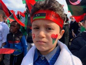 Libya'da devrimin 9. yılı kutlandı