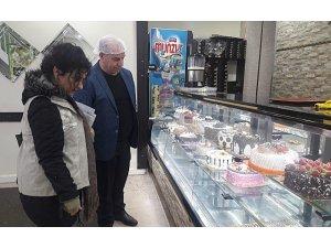 Silvan'da gıda denetimi gerçekleştirildi