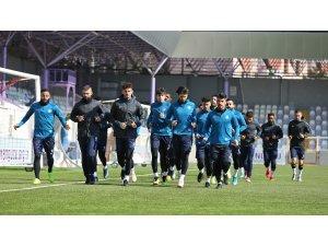 Keçiörengücü, Ümraniyespor maçının hazırlıkları sürdürdü