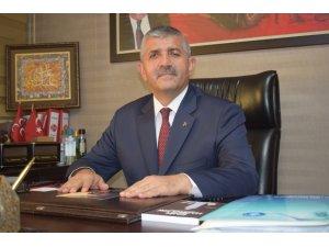 MHP'li Şahin'den İzmirlilere Fethi Sekin teşekkürü