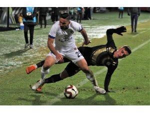 TFF 1. Lig: Osmanlıspor: 2 - Menemenspor: 0