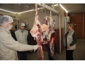 Kilis'te gıda denetimleri tamamlandı