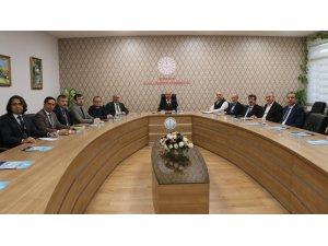 Kütahya'da Milli Eğitim Müdür Yardımcıları ve Şube Müdürleri toplantısı