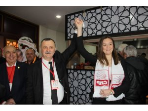 CHP'de Balaban güven tazeledi