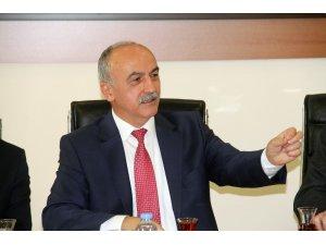Rektör Prof. Dr. Yılmaz Can'ın FETÖ ile mücadelesi