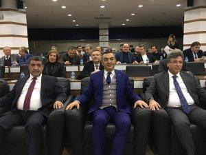 """Başkan Büyüksimitci: """"Türkiye Çin'in alternatifi olabilir"""""""