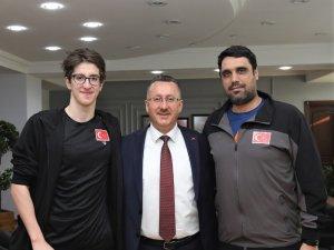 Şampiyon Batuhan Türkiye'yi temsil edecek