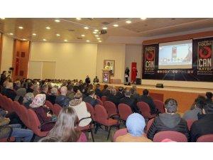 """""""Hedef: Yolda Sıfır Can Kaybı"""" projesinin tanıtım toplantısı yapıldı"""