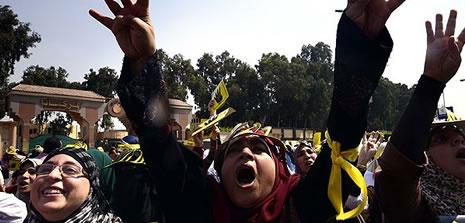 Mısır'da halkın çoğu kendini güvende hissetmiyor