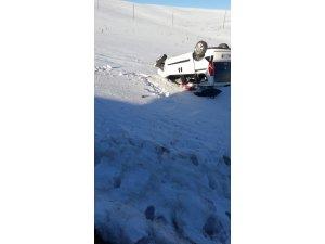 Kayseri'de feci kaza: 2 ölü, 2 yaralı