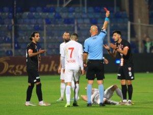 TFF 1. Lig: Adanaspor: 0 - Ümraniyespor: 1