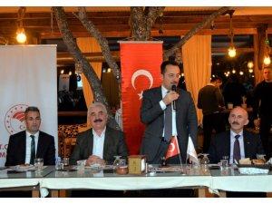 Vali Bilal Şentürk, ''Bilecik, üretim potansiyeli ile özel bir kent''
