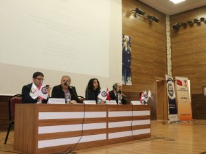 Şanlıurfa'da eğitim paneli düzenlendi