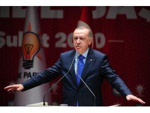 """Cumhurbaşkanı Erdoğan: """"Siyasetçinin sözü, tavrı kendi hayatında karşılık bulduğu ölçüde etkilidir"""""""
