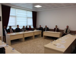Türkeli İlçe İdare Şube Başkanları Toplantısı