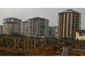 Malatya'da inşaatlara beton dökülmesine izin
